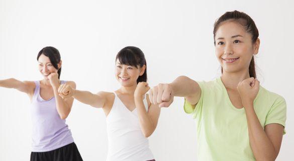 B-PLUS特徴|女性や初心者に安心のトレーニングノウハウの確立